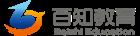 百知教育logo
